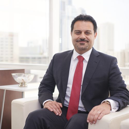 Photo of Ali Al Janabi_Country Chairman of Shell Group of Companies in the UAE